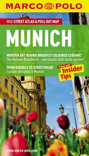 Munich Marco Polo Guide