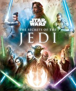 Star Wars  The Secrets of the Jedi Book