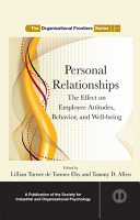 Personal Relationships PDF