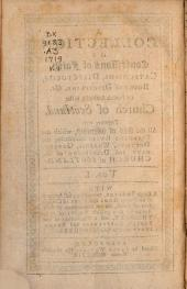 A Collection of Confessions of Faith, Catechisms Directories, Books of Discipline, &c. of Publick Authority in the Church of Scotland: Together with All the Acts of Assembly, which are Standing Rules Concerning the Doctrine, Worship, Government and Discipline of the Church of Scotland ...