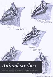 Animal studies: a text-book of elementary zoology for use in high schools and colleges
