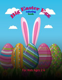 Big Easter Egg Coloring Book