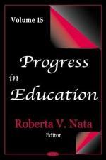 Progress in Education, Volume 15