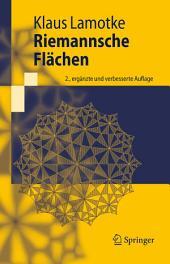 Riemannsche Flächen: Ausgabe 2
