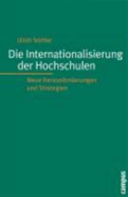Die Internationalisierung der Hochschulen PDF