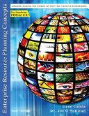 Enterprise Resource Planning Concepts