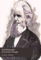 Autobiography of Lorenzo Waugh