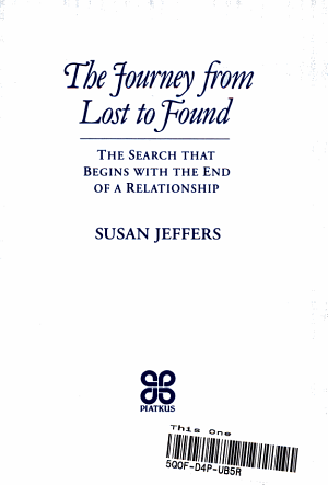 The Journey from Lost to Found