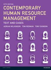 Contemporary Human Resource Management: Text and Cases, Edition 5