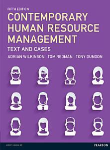 Contemporary Human Resource Management 5th edition PDF eBook PDF