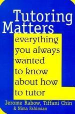 Tutoring Matters