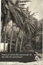 Peeps at Ceylon Life and People