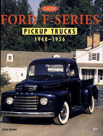 Classic Ford F Series Pickup Trucks  1948 1956 PDF
