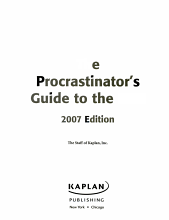 The ACT 2007 PDF