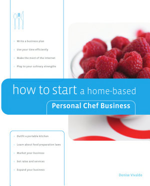How to Start a HomeBased Personal Chef Business PDF