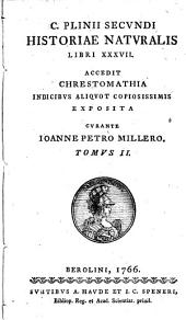 C. Plinii Secundi Historiae naturalis libri XXXVII.: Liber XIII-XXIV