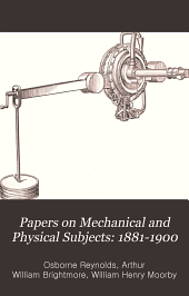 Papers on mechanical and physical subjects: Volume 2