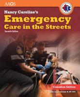 Nancy Caroline s Emergency Care in the Streets  Canadian PDF