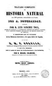 Tratado completo de historia natural: con 318 grabados intercalados en el testo [sic]