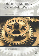 Download Understanding Criminal Law Book
