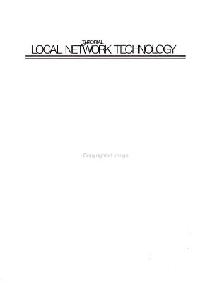 Tutorial Local Network Technology PDF