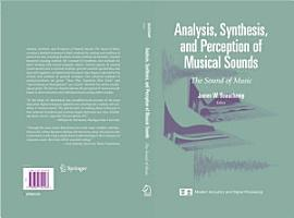 Analysis  Synthesis  and Perception of Musical Sounds PDF