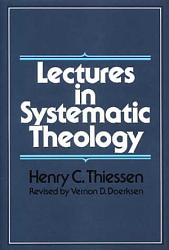 Lectures In Systematic Theology Book PDF