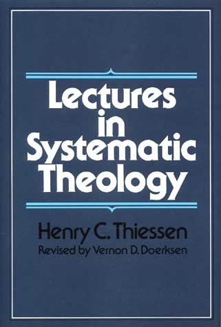 Lectures in Systematic Theology PDF