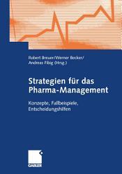 Strategien f  r das Pharma Management PDF