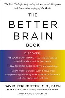 The Better Brain Book Book