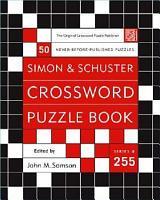 Simon   Schuster Crossword Puzzle Book PDF