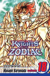 Knights of the Zodiac (Saint Seiya), Vol. 18: The End of the Azure Waves