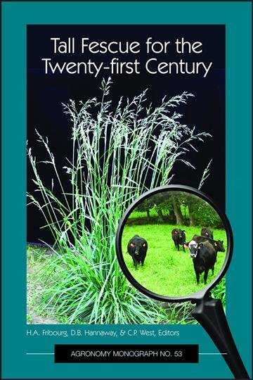 Tall Fescue for the Twenty first Century PDF