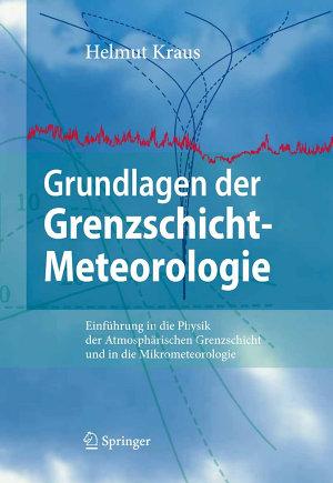 Grundlagen der Grenzschicht Meteorologie PDF