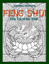 Feng Shui: Zen Coloring Book