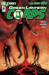 Green Lantern Corps (2011-) #2