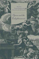 Opera and the Enlightenment PDF