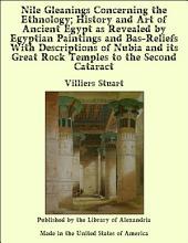 Nile Gleanings Concerning the Ethnology PDF