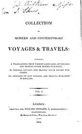 A collection of modern and contemporary voyages & travels
