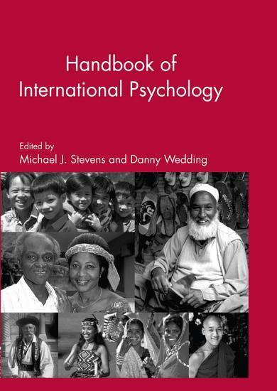 The Handbook of International Psychology PDF