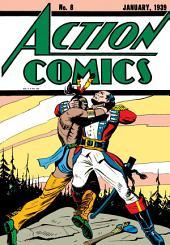 Action Comics (1938-) #8