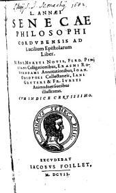 Ad Lucilium epistolae