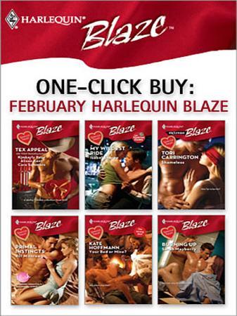 One Click Buy  February Harlequin Blaze PDF