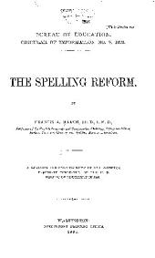 The Spelling Reform: Issue 8