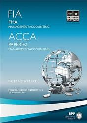 FIA Foundations in Management Accounting   FMA Study Text 2013 PDF