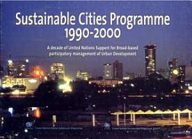 Sustainable Cities Programme  1990 2000 PDF