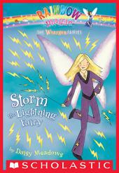 Weather Fairies #6: Storm the Lightning Fairy