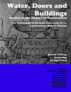 Water  Doors and Buildings  Studies in the History of Construction PDF