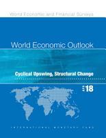 World Economic Outlook  April 2018 PDF