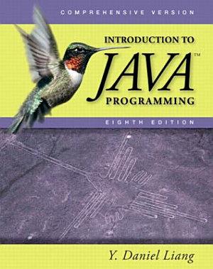 Introduction to Java Programming PDF